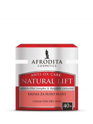 NATURAL LIFT Krema za suho kožo