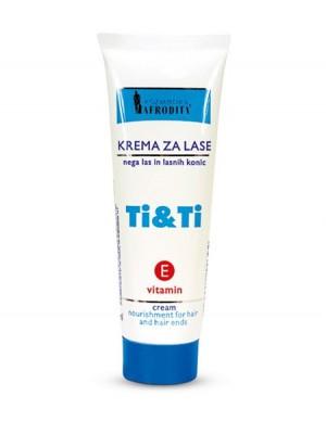 TI & TI Krema za nego las in lasnih konic