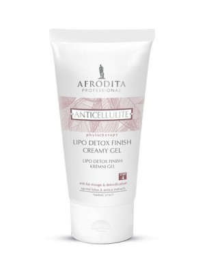 Kremni anticelulitni gel LIPO DETOX FINISH