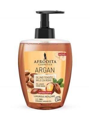 Oljno tekoče milo ARGAN