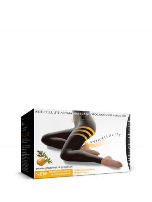 Masažne hlačne nogavice proti celulitu št. 36-40