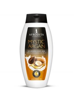 MYSTIC ARGAN Hranljivo mleko za telo