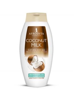 COCONUT MILK Negovalno mleko za telo