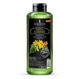 Šampon za lase BREZA & ARNIKA