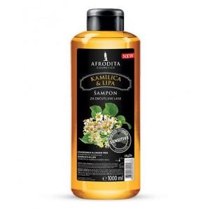 Šampon za lase KAMILICA & LIPA