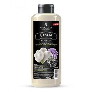 Šampon za lase ČESEN