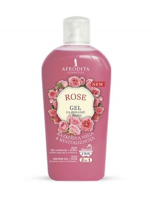 Rose GEL ZA TUŠIRANJE