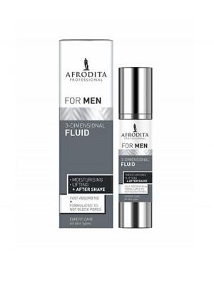 FOR MEN 3-dimenzionalni fluid