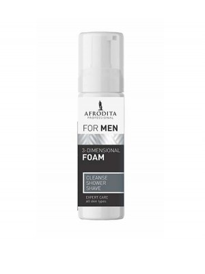 FOR MEN 3-dimenzionalna pena