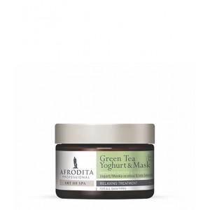 ART of SPA Jogurt I Maska za obraz & telo Zeleni čaj