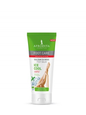 FOOT CARE Balzam za noge ICE COOL