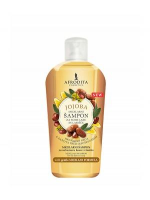 Micelarni šampon za suhe lase in lasišče JOJOBA