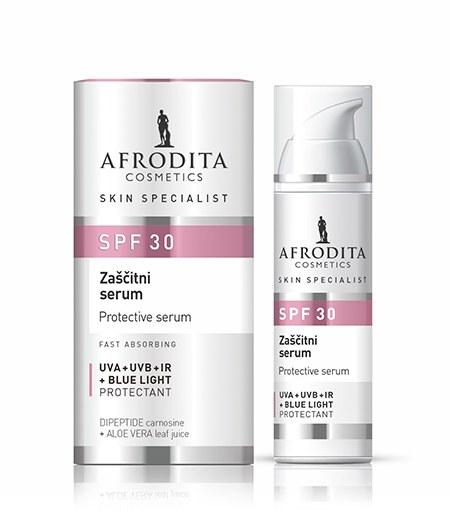 SKIN SPECIALIST SPF 30 Zaščitni serum