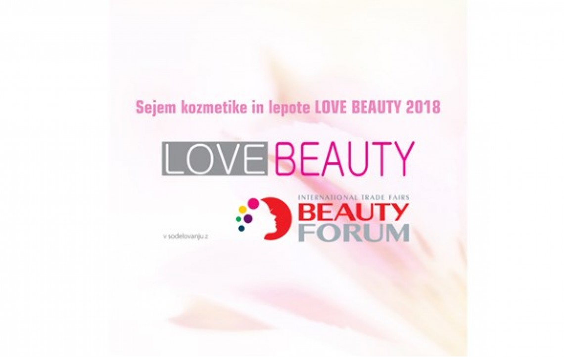 Sejem kozmetike in lepote LOVE BEAUTY 2018