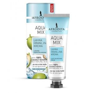 Aqua MIX Lahka hranljiva krema