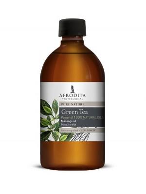 MASSAGE OIL Green tea