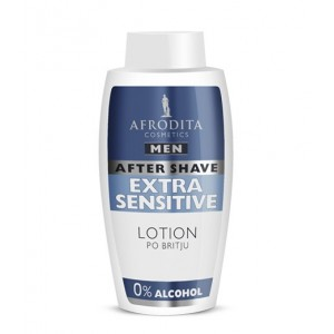 MEN Extra sensitive lotion