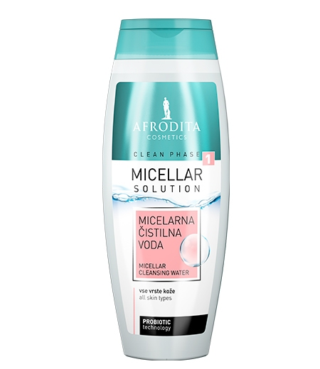 CLEAN PHASE MICELLAR MICELARNA VODA