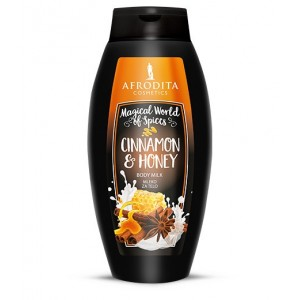 CINNAMON & HONEY Mleko za telo