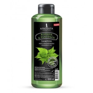 Šampon za lase KOPRIVA & PANTENOL