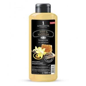 Šampon za lase in telo MED & VANILIJA