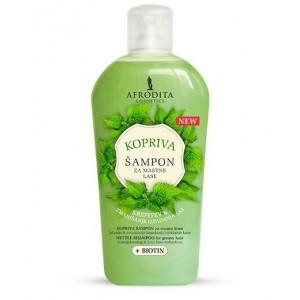 Šampon za lase KOPRIVA & BIOTIN