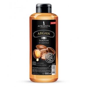 Šampon za lase in telo ARGAN