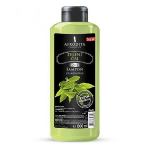Šampon za lase in telo ZELENI ČAJ