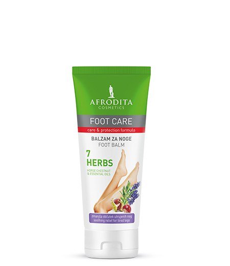 FOOT CARE Balzam za noge 7 HERBS