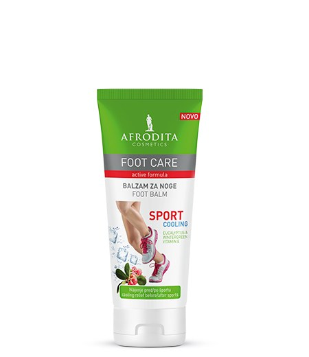 FOOT CARE SPORT Balzam za noge